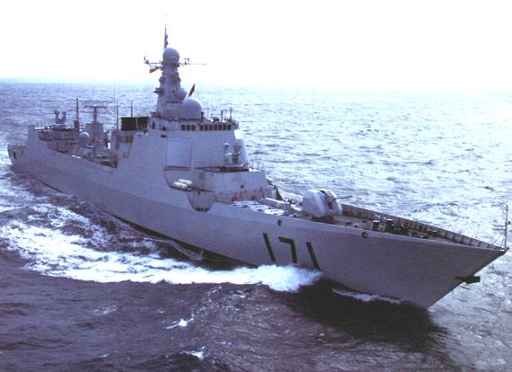 中国海军中坚:052级系列战舰发展与未来(图)