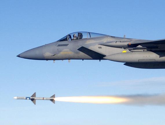 美国防部认为中国LY-60是仿制美制麻雀导弹