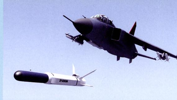 中国海军雷鲨鱼雷复合导弹系统方案设想(组图)