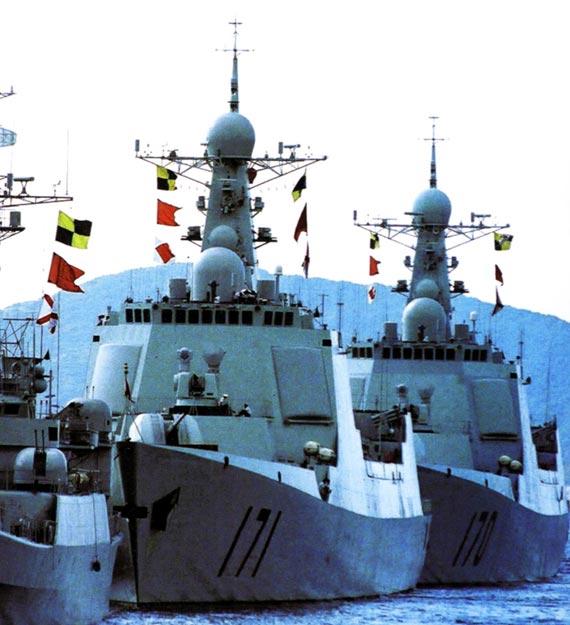 中国海军未来DDG-X级导弹驱逐舰发展设想(组图)
