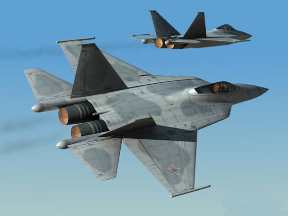 俄印五代战机协议有巨大漏洞:研发阶段没印度
