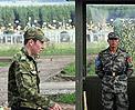 和平使命-2007军演部队野营村