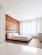 莫斯科白色公寓的纯净空间