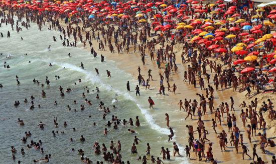 依帕内玛海滩