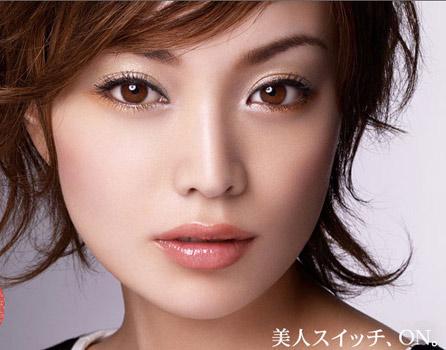 組圖:誰是日本代言化妝品廣告天后TOP1(4)