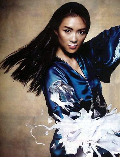 美女图片-章子怡_组图:章子怡pk范冰冰 谁是中国第一直发美女(28)