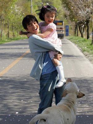 《人狗奇緣》中俞承豪的表演非常感人