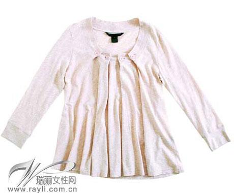 粉色长袖上衣/MARCJACOBS