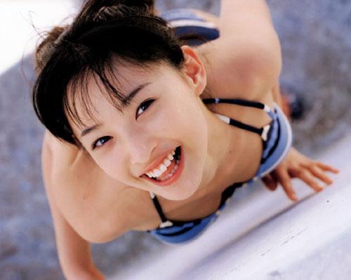 组图:清澈可人的日剧美女