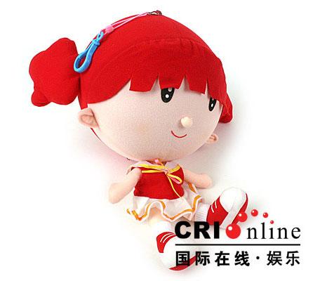 组图:韩式可爱娃娃服饰百变
