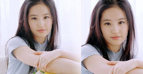 组图:刘亦菲美丽写真静如处子