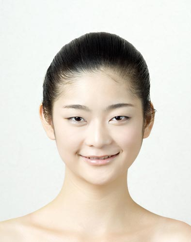 2007新丝路模特大赛总决赛-52号刘亚飞(图)