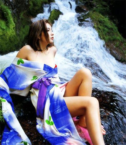 日本和服美女性感诱惑 4图片