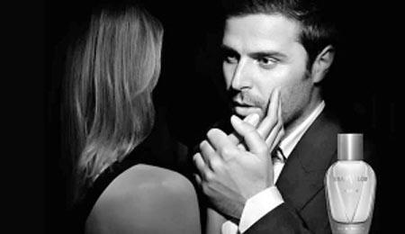 女人最爱男人把香水抹颈部