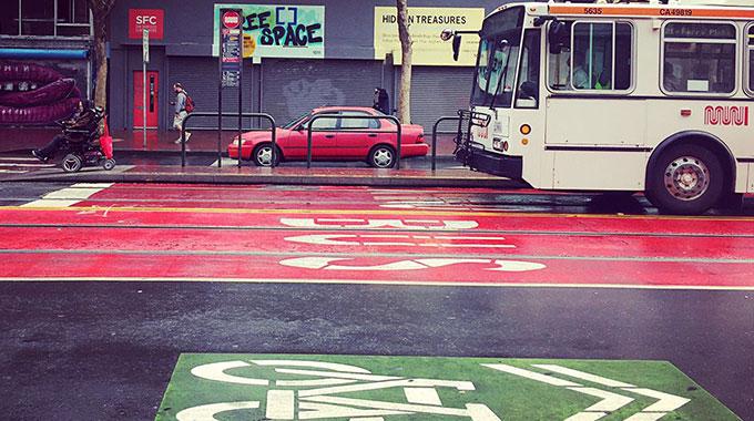【摄而非见】旧金山的城市空间
