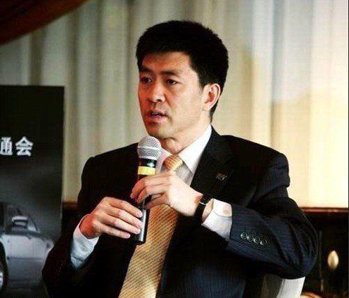 董长征4月出任丰田中国执行副总经理