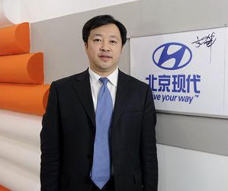 北京现代刘智丰出任副总经理 熊伟调职北汽