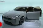 视频:起亚GT concept亮相车展高清视频详解