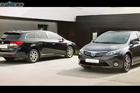 视频:2012款丰田Avensis广告欣赏