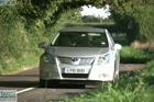 视频:丰田Avensis外媒实测