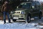 视频:铃木吉姆尼1.3 MT 雪地路试