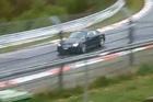 视频:奔驰CLK AMG赛道试车