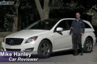 视频:2011款奔驰R350外媒实测