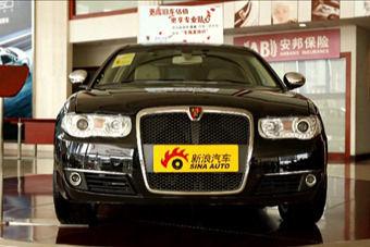 视频:2011款荣威750高清到店实拍