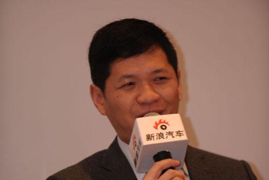 袁智军:今年产销将突破140万辆