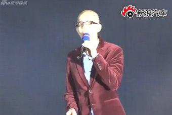 视频:平安激情献唱新QQ上市仪式