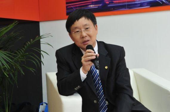东风风行程道然:明年推出全新轿车产品