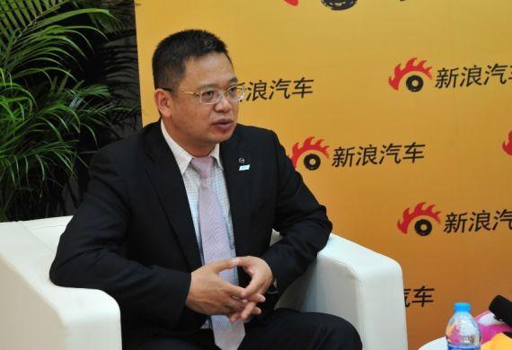 况锦文:长马2017将30万 CX-5年内上市