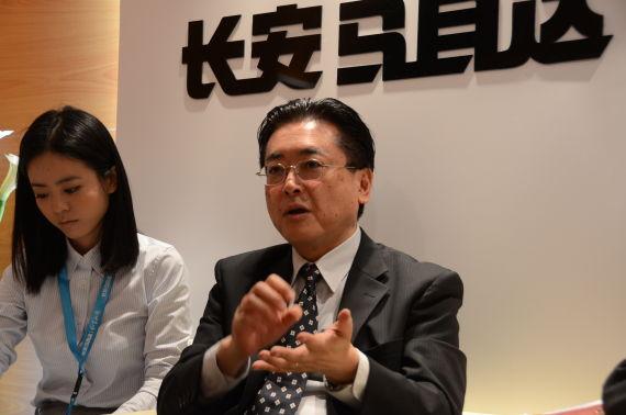长安马自达藤桥稔:国产CX—5增2.5L车型