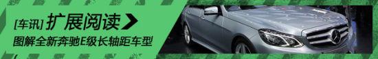 新浪汽车图解全新奔驰E级长轴距车型
