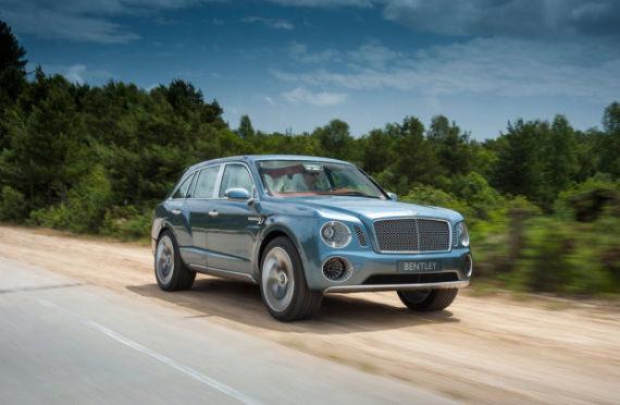 奢华也环保 宾利SUV有望搭载柴油发动机