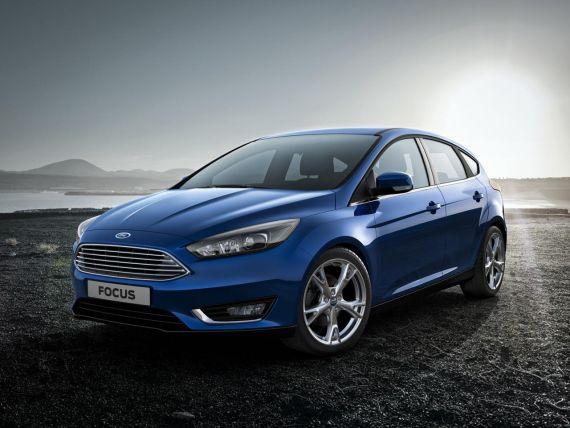 或年内发布 福特福克斯ST将配柴油发动机