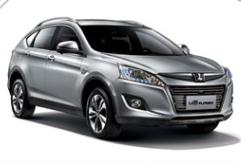 纳智捷跨界SUV下月发布 后续将推四驱版