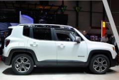 都市游侠/逆天配置 Jeep全球首发新SUV