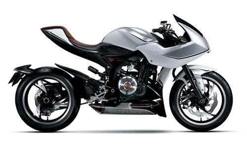 摩托车设计新趋势:涡轮增压