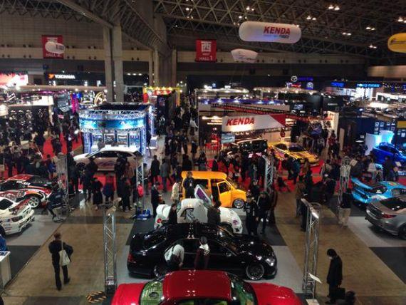 2015东京改装车展