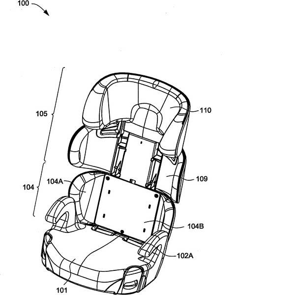 通过专利技术 看儿童安全座椅的发展