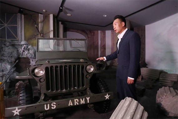 视频:【汽车档案】战争中的军车—威利斯