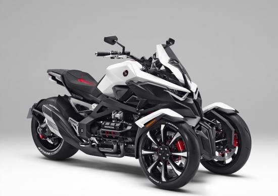 """车展""""第44届东京款型""""展出的天正摩托车将于大致如下:cb概念车本田和探索者.pkpm图片"""