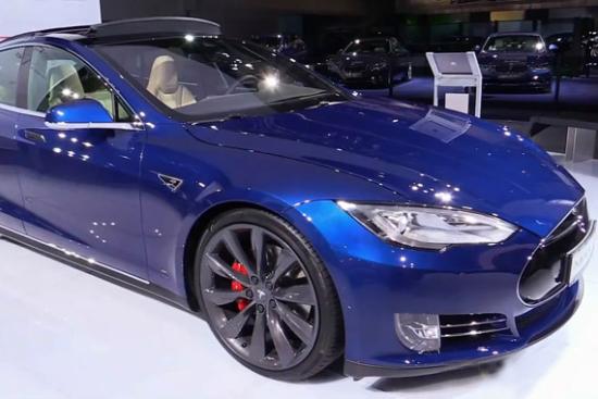 视频:先行者 2016特斯拉Model S P90D
