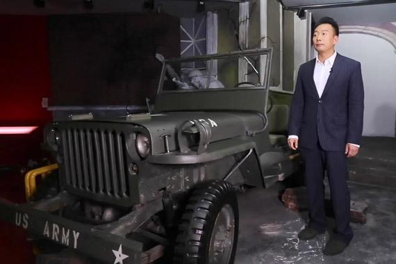 视频:[汽车档案]战争中的军车——悍马