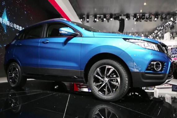 视频:广州车展必看车型之北汽绅宝 X55