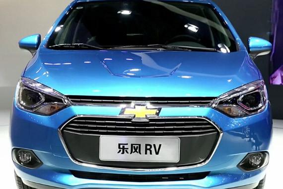 视频:2015广州车展必看车型之乐风 RV