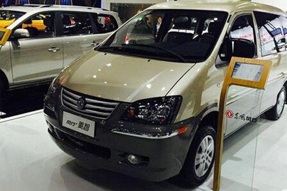 视频:2015广州车展热点新车之风行菱智