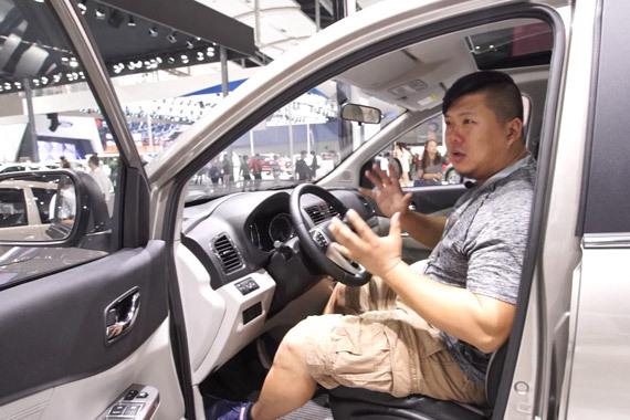 视频:广州车展原创说车之胖哥聊SUV