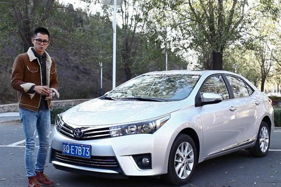 视频:[萝卜报告]试驾丰田全新卡罗拉